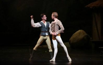 Giselle with David Hallberg Mick Zeni @ Brescia e Amisano, Teatro alla Scala 2019