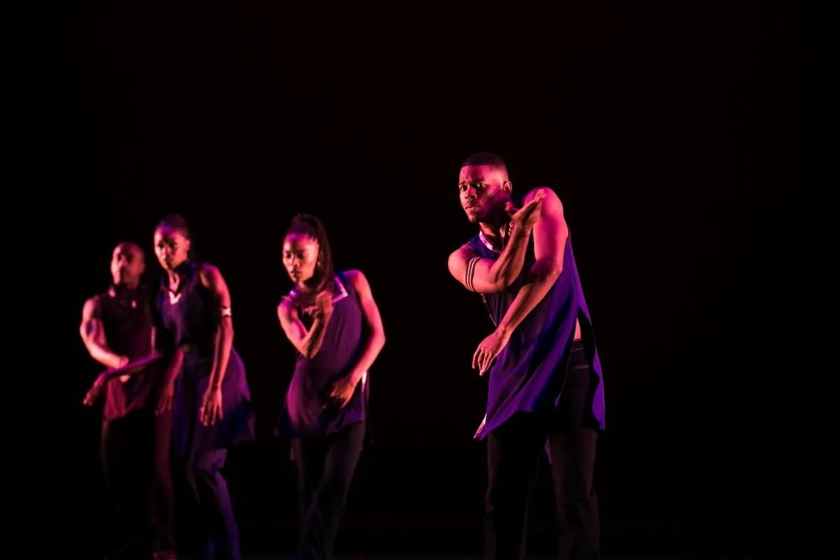 03 Alvin Ailey American Dance Theater in Rennie Harris' Lazarus, photo by Dasa Wharton