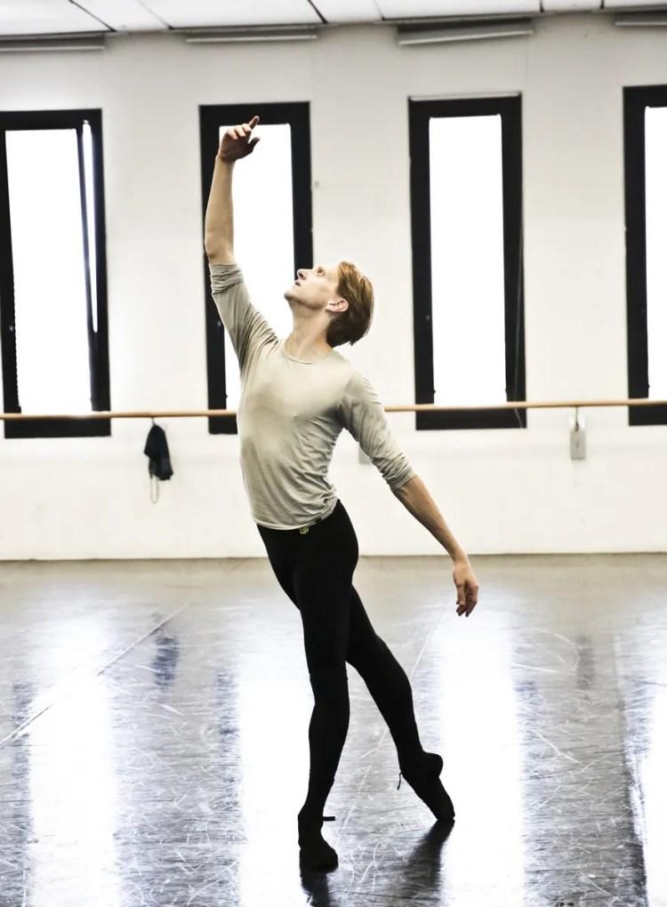 05 Giselle in rehearsal with David Hallberg © Brescia e Amisano Teatro alla Scala