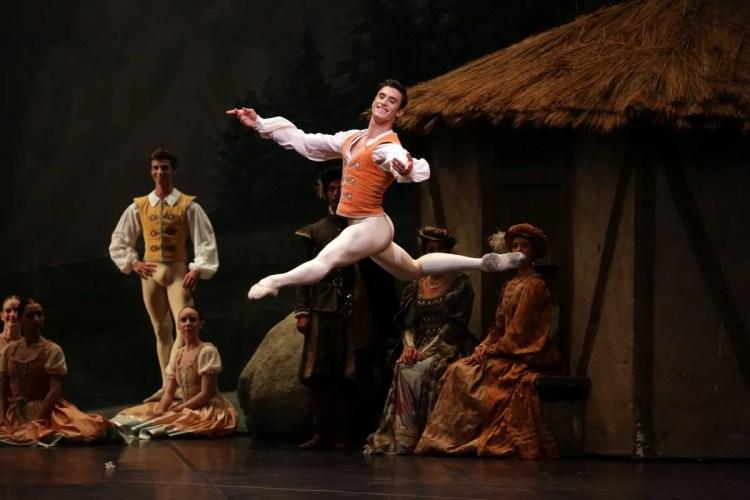 05 Giselle with Nicola del Freo @ Brescia e Amisano, Teatro alla Scala 2019