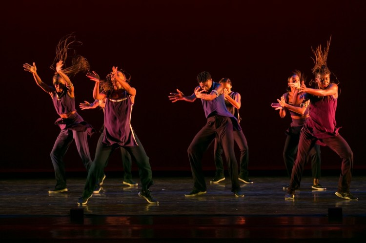 07 Alvin Ailey American Dance Theater in Rennie Harris' Lazarus, photo by Dasa Wharton