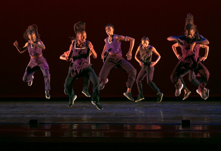 08 Alvin Ailey American Dance Theater in Rennie Harris' Lazarus, photo by Dasa Wharton