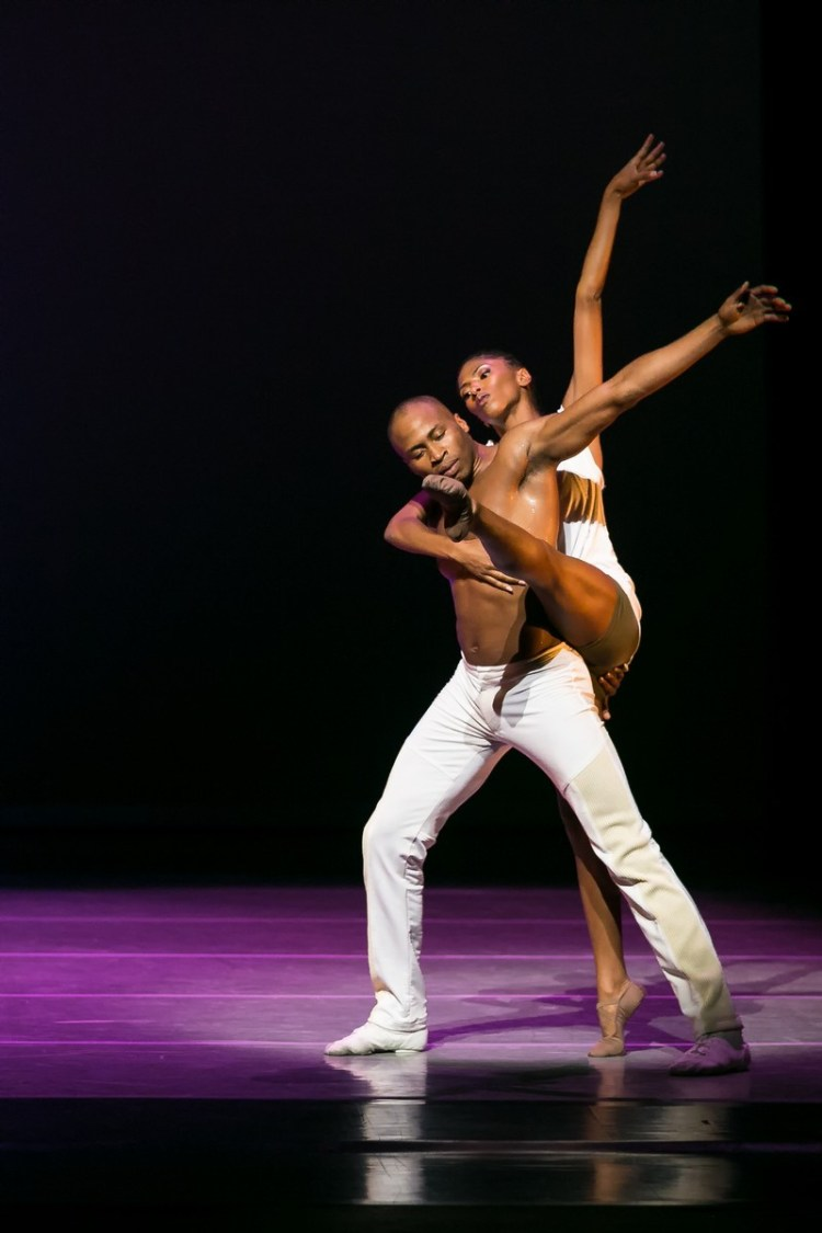 15 AAADT's Jacqueline Green and Jeroboam Bozeman in Jessica Lang's EN, photo by Dasa Wharton