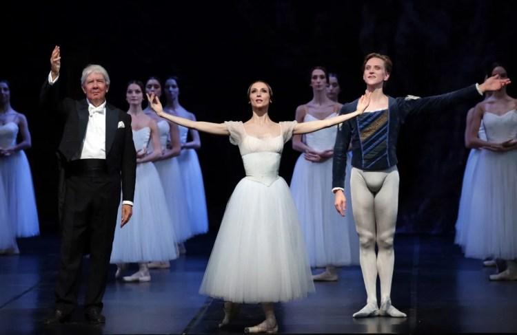 17 Giselle, applause @ Brescia e Amisano, Teatro alla Scala 2019