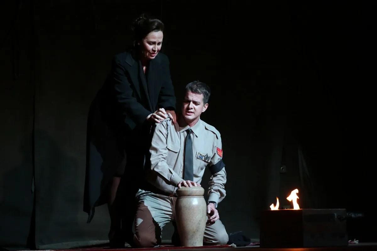Giulio Cesare with Sara Mingardo and Philippe Jaroussky © Brescia e Amisano, Teatro alla Scala 2019