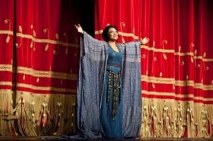 Hui He in Aida Teatro alla Scala © Brescia e Amisano, Teatro alla Scala