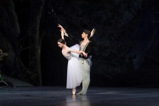 Alessandro Macario in Giselle by Ludmila Semenyaka, Teatro San Carlo