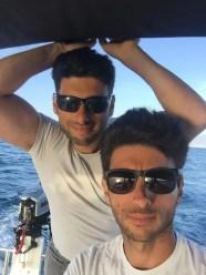 Alessandro and Roberto Macario
