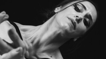 Marianela Nunez shot for Humanity magazine, photographed and guest edited by Paola Kudacki 08