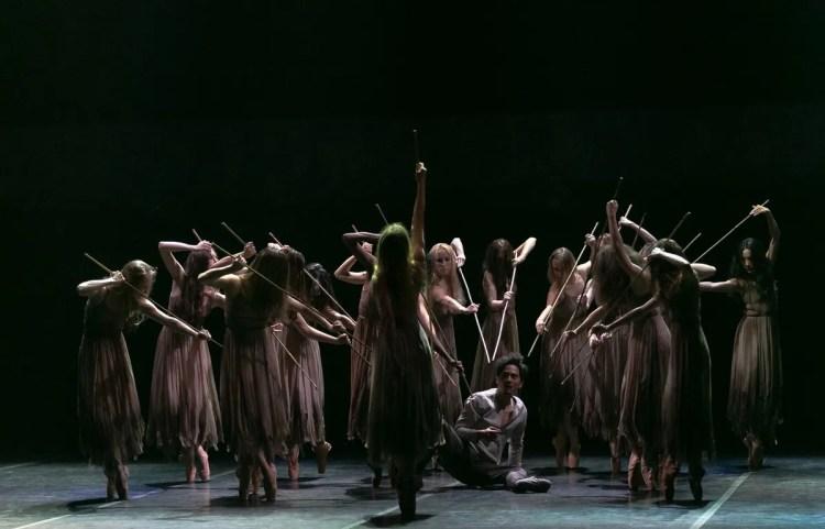 09 Giselle, English National Ballet © Dasa Wharton 2019