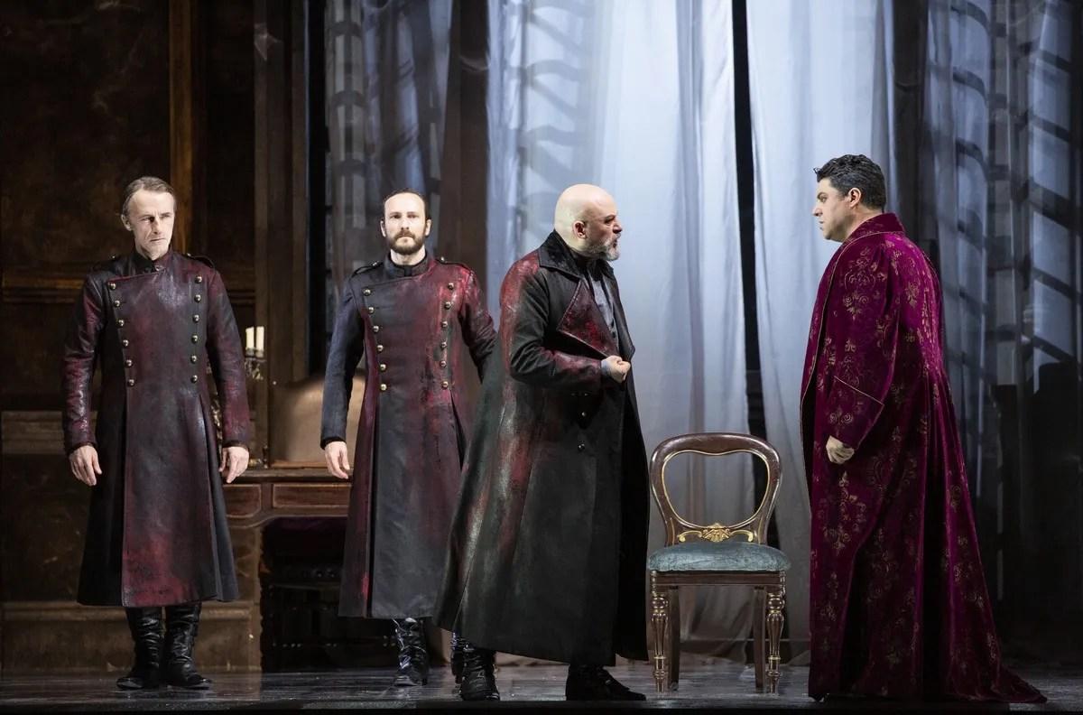 15 Tosca photo by Brescia e Amisano, Teatro alla Scala 2019
