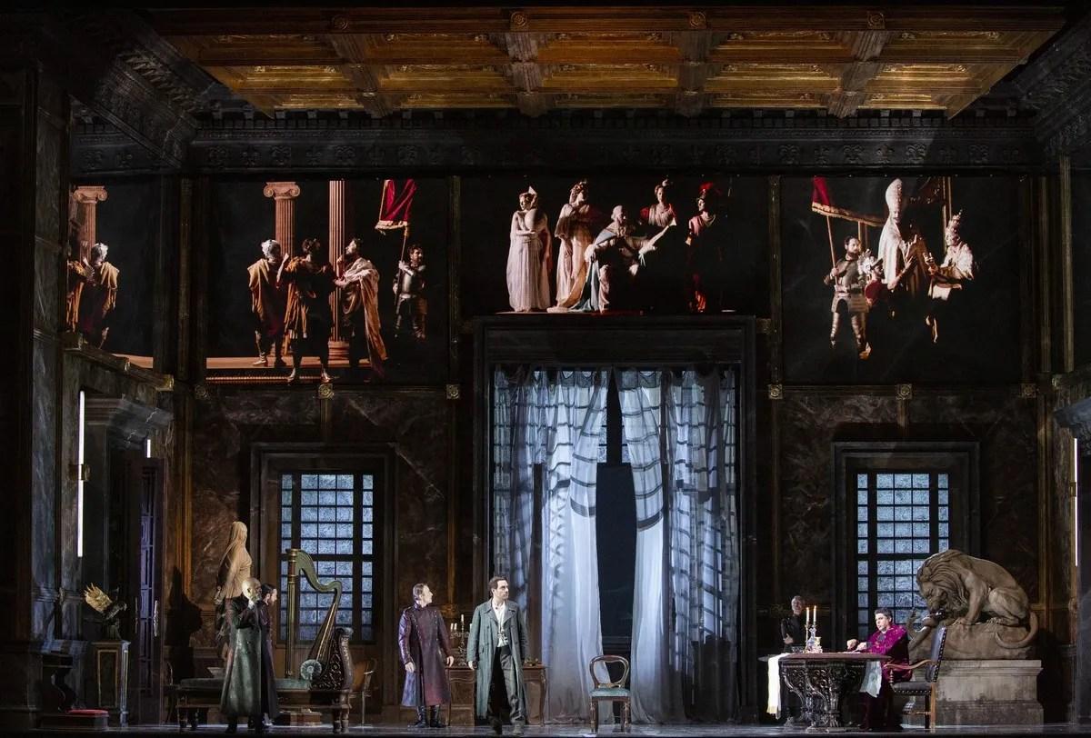 16 Tosca photo by Brescia e Amisano, Teatro alla Scala 2019