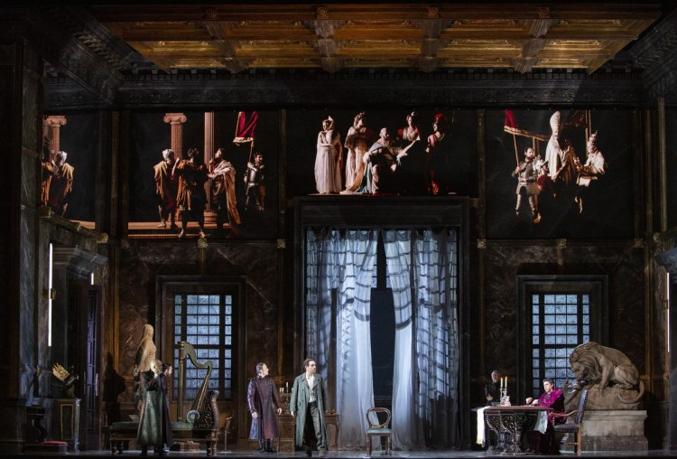 16 Tosca photo by Brescia e Amisano, Teatro alla Scala 2019