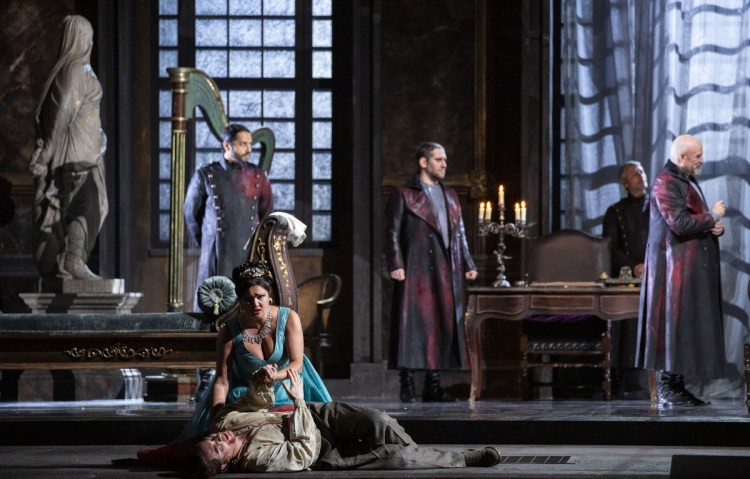 23 Tosca photo by Brescia e Amisano, Teatro alla Scala 2019
