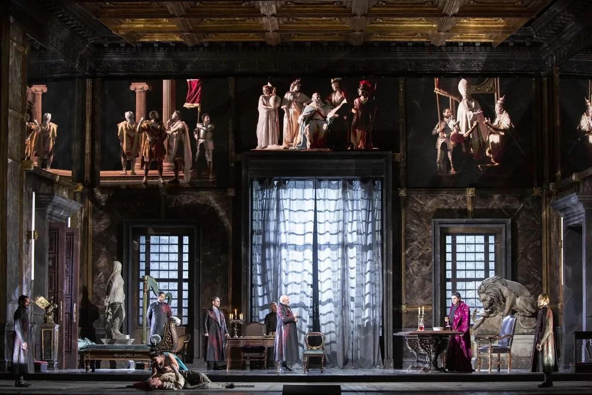 24 Tosca photo by Brescia e Amisano, Teatro alla Scala 2019