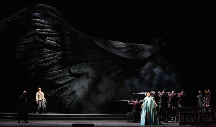 31 Tosca photo by Brescia e Amisano, Teatro alla Scala 2019