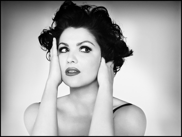 Anna Netrebko, photo by Ruven Afanador