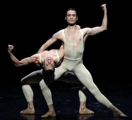 05 Le combat des anges Claudio Coviello, Marco Agostino, photo by Brescia e Amisano, Teatro alla Scala