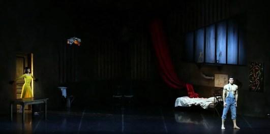 30 Le Jeune homme et la Mort Nicoletta Manni, Roberto Bolle, photo by Brescia e Amisano, Teatro alla Scala
