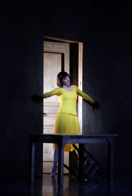 Le Jeune homme et la Mort, Marta Romagna, photo Brescia e Amisano Teatro alla Scala, 1
