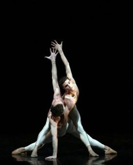 Le combat des anges, Domenico Di Cristo and Gabriele Corrado, photo Brescia e Amisano Teatro alla Scala (1)