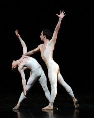 Le combat des anges, Domenico Di Cristo and Gabriele Corrado, photo Brescia e Amisano Teatro alla Scala (2)