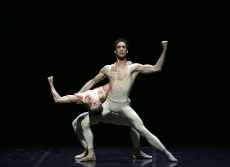 Le combat des anges, Domenico Di Cristo and Gabriele Corrado, photo Brescia e Amisano Teatro alla Scala (6)