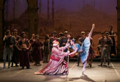 05 English National Ballet in Le Corsaire with Erina Takahashi and Michael Coleman @ Dasa Wharton