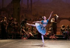 06 English National Ballet in Le Corsaire with Erina Takahashi @ Dasa Wharton