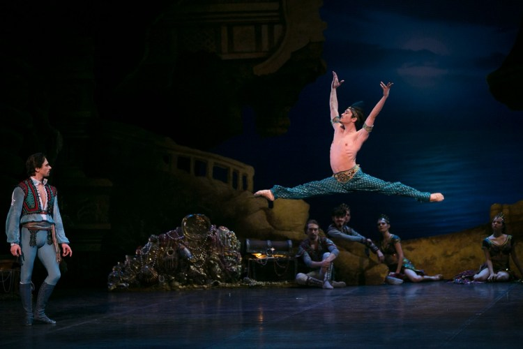 07 English National Ballet in Le Corsaire with Jeffrey Cirio @ Dasa Wharton