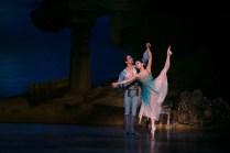 19 English National Ballet in Le Corsaire with Erina Takahashi and Francesco Gabriele Frola @ Dasa Wharton