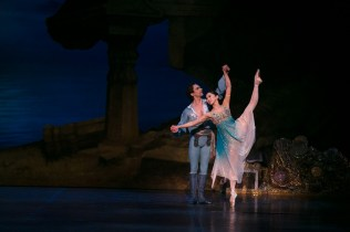 19 English National Ballet in Le Corsaire with Erina Takahashi and Francesco Gabriele Frola @ Dasa Wharton