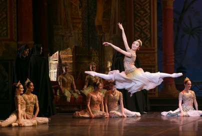 24 English National Ballet in Le Corsaire with Shiori Kase @ Dasa Wharton