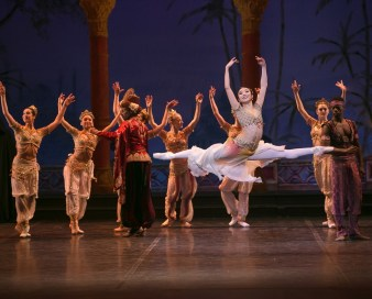 25 English National Ballet in Le Corsaire with Shiori Kase @ Dasa Wharton