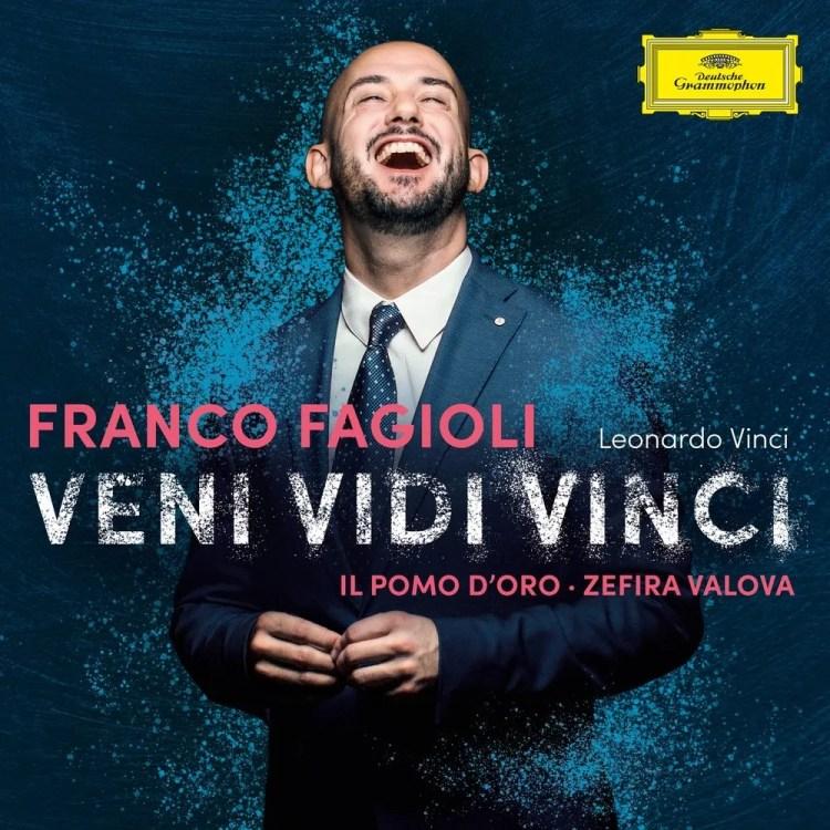 Franco Fagioli's Leonardo Vinci – Veni, Vidi, Vinci