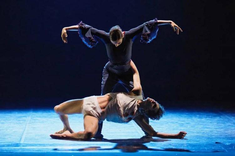 Io, Don Chisciotte with the Balletto di Roma 13