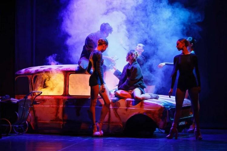 Io, Don Chisciotte with the Balletto di Roma 16