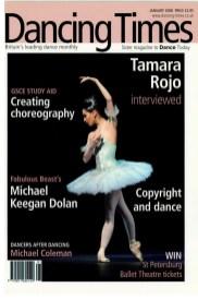 Dancing Times January 2008