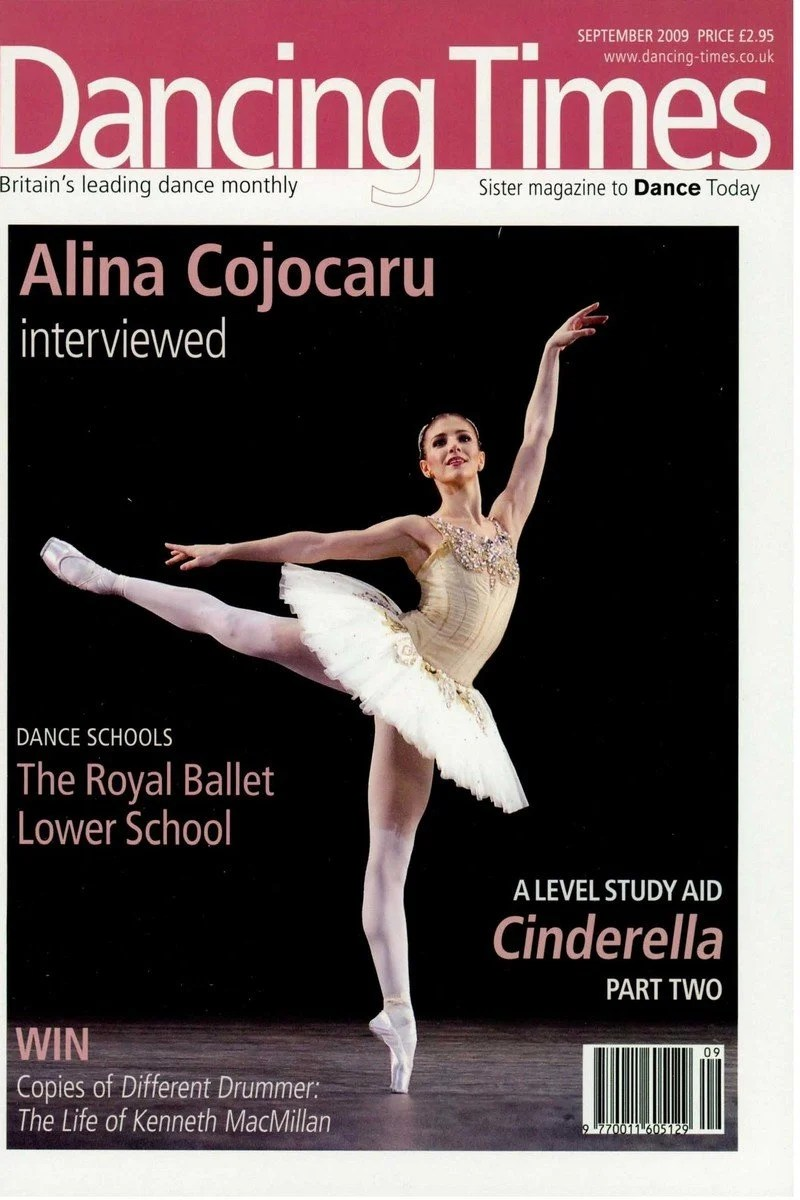 Dancing Times September 2009