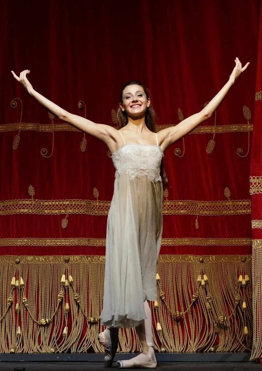 Nicoletta Manni photo by Marco Brescia e Rudy Amisano Teatro alla Scala