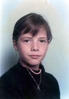 Schoolgirl Darcey