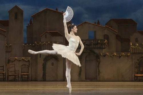Marianela Nuñez as Kitri in Don Quixote, The Royal Ballet © 2019 ROH. Photograph by Andrej Uspenski (1)