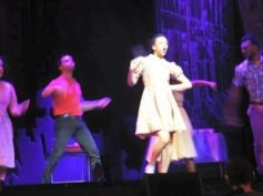 Nikisha in Hairspray the Musical playing Inez for two seasons from 13 14 years old