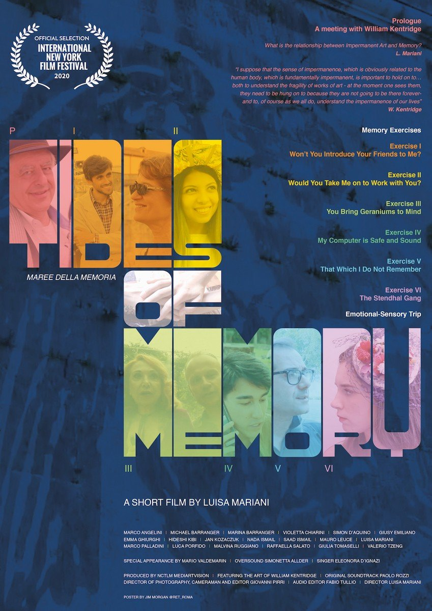 Tides of Memory poster