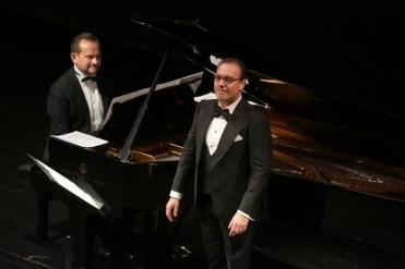Francesco Meli with Giulio Zappa © Marco Brescia, Teatro alla Scala 2020