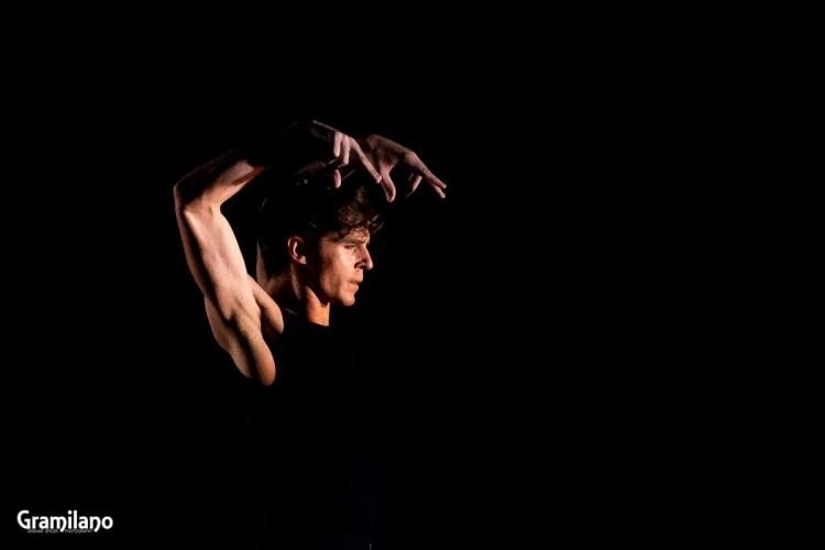 Sergio Bernal in a Zapateado © Graham Spicer