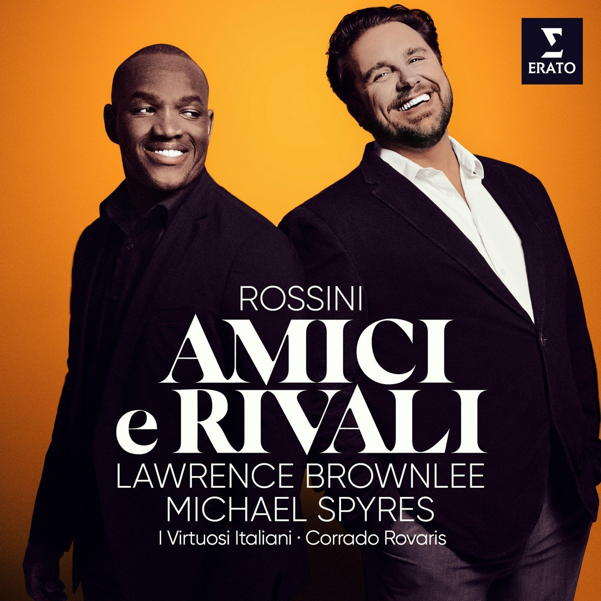 [Interview] Michael Spyres and Lawrence Brownlee on their new Rossini album