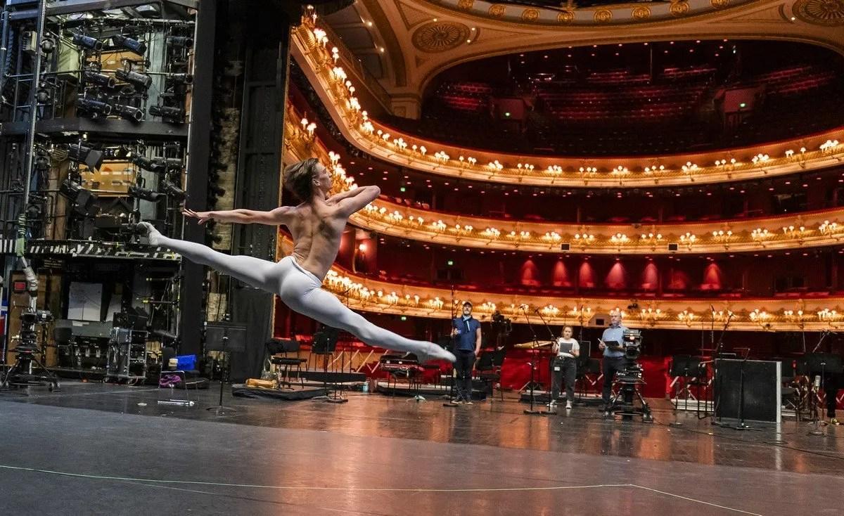 Live From Covent Garden rehearsals with Vadim Muntagirov 19 June 2020