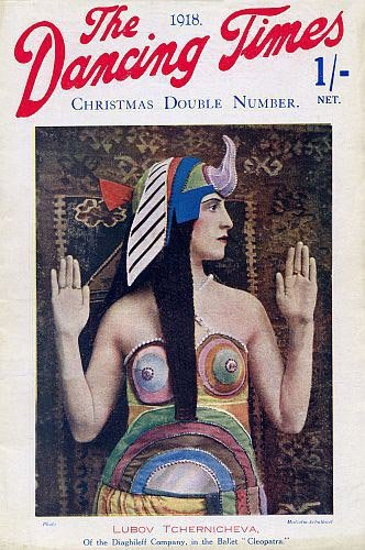 Dancing Times, December 1918