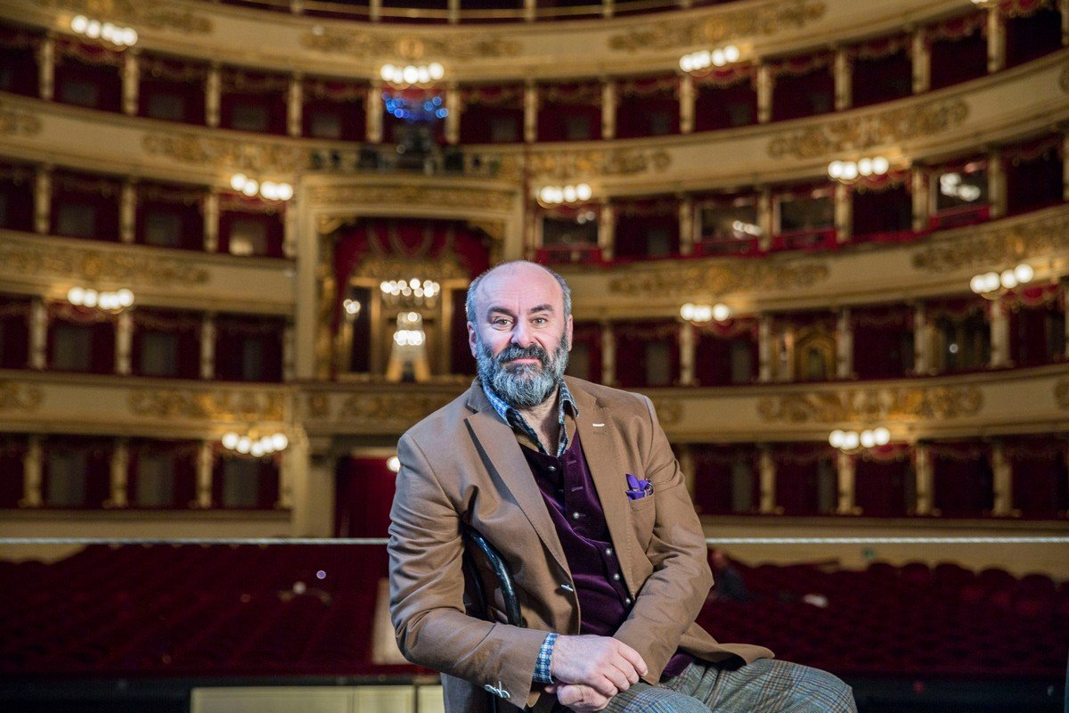 Davide Livermore, photo by Brescia e Amisano © Teatro alla Scala